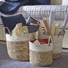 Reid Woven Baskets (Set of 3)