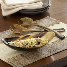 Horn 2-Piece Salad Serving Set