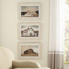 Farmhouse Framed Print Collection