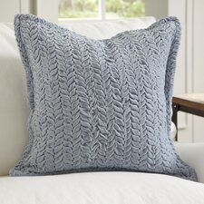 Allie Velvet Quilted Pillow