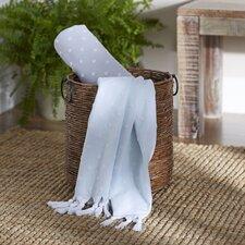 Adrienne Polka Dot Fouta Towel