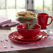 Milford 16-Piece Round Dinnerware Set