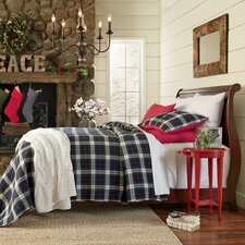 Emory Plaid Bedding Collection
