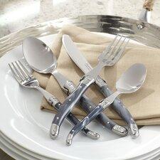 Alsace 20-Piece Laguiole Flatware Set