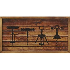 Corkscrew Wall Art