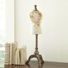 Vintage Dress Form Jewelry Holder