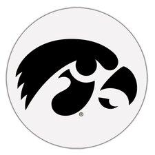 University of Iowa Collegiate Coaster (Set of 4)