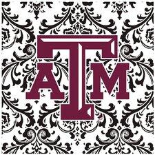 Texas A & M University Square Occasions Trivet