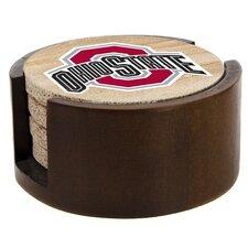 Ohio State University Collegiate Coaster (Set of 4)