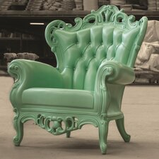 Outdoor Plastic King Chair
