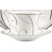 Elegant Swirl Teacup (Set of 4)