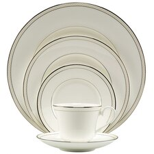 Platinum Beaded Pearl Dinnerware Collection