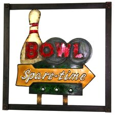 Bowling Wall Décor