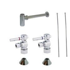 Trimscape Contemporary Plumbing Sink Trim Kit