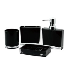 Canyon 4 Piece Bath Accessory Set