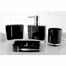 Reef 4 Piece Bath Accessory Set