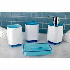 Cayman 4 Piece Bath Accessory Set