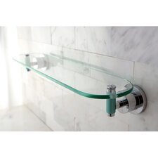 "Green Eden 20"" x 4.5"" Bathroom Shelf"