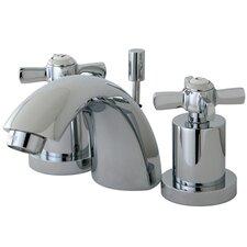 Millennium Double Handle Widespread Bathroom Faucet