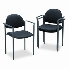Comet Stacking Guest Chair (Set of 3)