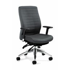 High-Back Multi Executive Chair with T-Arms