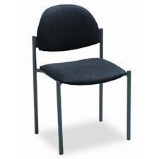 Comet Armless Stacking Guest Chair (Set of 3)