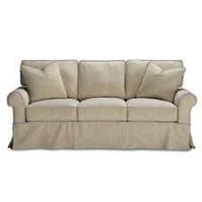 Nantucket Slipcovered Queen Sleeper Sofa