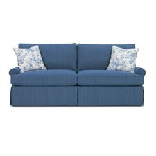 Hartford Slipcovered Sofa and Loveseat