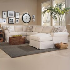 Rowe Basics Modular Sectional