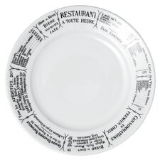 "Brasserie 7.75"" Plate"
