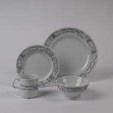 Brasserie Dinnerware Collection