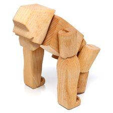 David Weeks Hanno the Gorilla Figurine