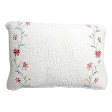Amber Cotton Lumbar Pillow