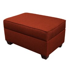 Multifunctional Slim Line Storage Ottoman