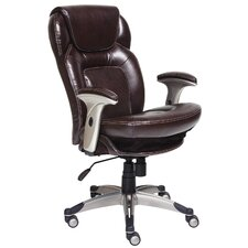 Back in Motion™ Health and Wellness Mid-Back Executive Chair
