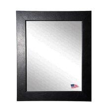 Ava Executive Black Wall Mirror