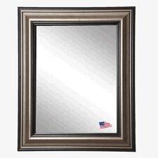 Ava Wall Mirror in Silver