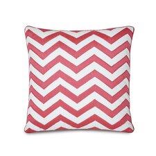 Multi Patch Decorative Cotton Throw Pillow