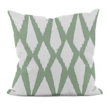 Geometric Decorative Hypo-allergenic Throw Pillow