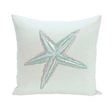 Coastal Calm Throw Pillow