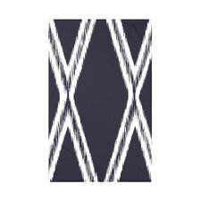 Gate Keeper Geometric Print Polyester Fleece Throw Blanket