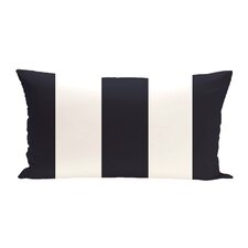Awning Stripe Print Outdoor Pillow