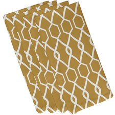Charleston Geometric Napkin (Set of 4)