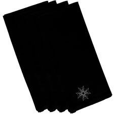 Web Art Holiday Print Napkin
