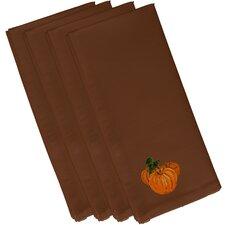 Tres Calabazas Holiday Print Napkin