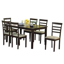 Havana 7 Piece Dining Set