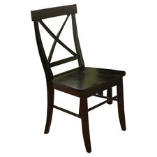 Easton Cross Back Desk Side Chair