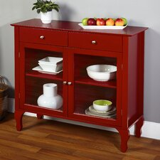 Layla Buffet in Red
