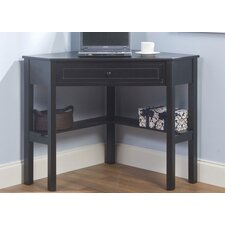 1 Drawer Corner Writing Desk