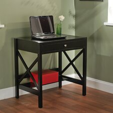X-Leg 1 Drawer Writing Desk